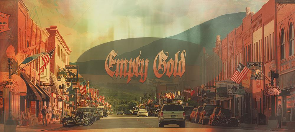 empty gold