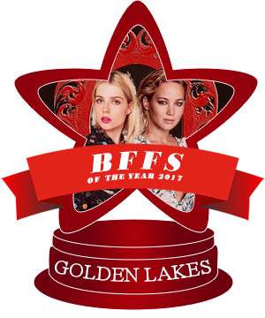 Golden Lakes BFFs